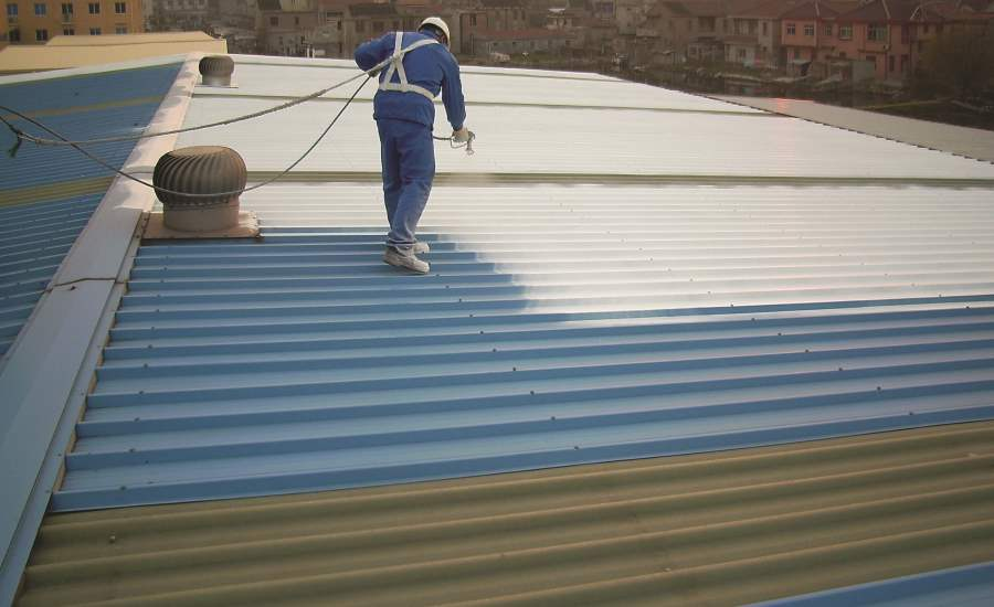 Commercial Roof Replacement Cost Estimator